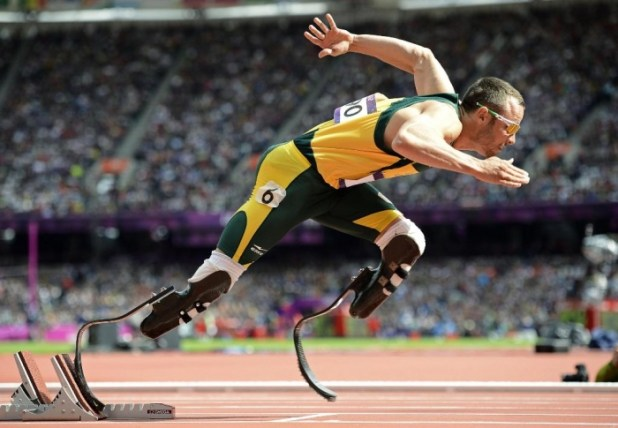 Oscar-Pistorius1 Top 10 Most Astonishing & Unexpected Sporting Heroes