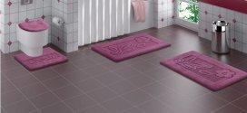 47 Fabulous & Magnificent Bathroom Rug Designs 2015