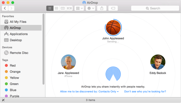 yosemite_airdrop_send Do You Know How to Use AirDrop?