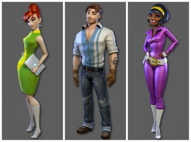 Most-Beautiful-3D-Cartoon-Character-Designs-23 60 Most Beautiful 3D Cartoon Character Designs