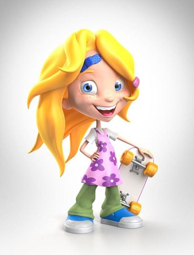 Most-Beautiful-3D-Cartoon-Character-Designs 60 Most Beautiful 3D Cartoon Character Designs