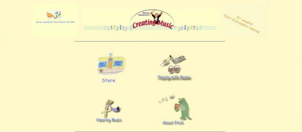 createmusic Top 10 Best Websites For Kids in 2015