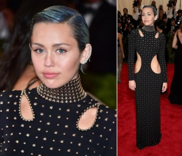 Miley-Cyrus-in-Met-Gala-2015 The Worst Celebrity Hairstyles in 2015