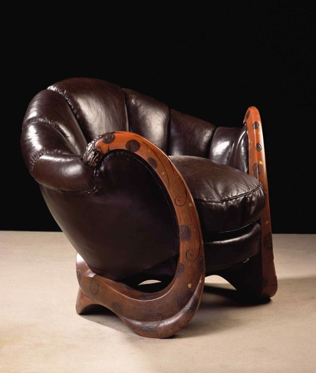 dragon-chair-gray-matters-yatzer Top 10 Most Expensive Artifacts in the World