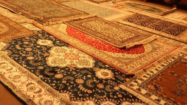7.-carpets Top 10 Muslim Inventions