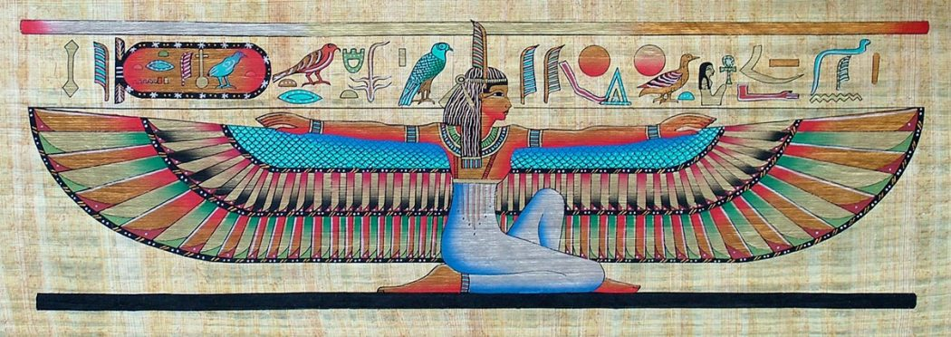 Top 10 Most Famous Ancient Egyptian Goddesses In The