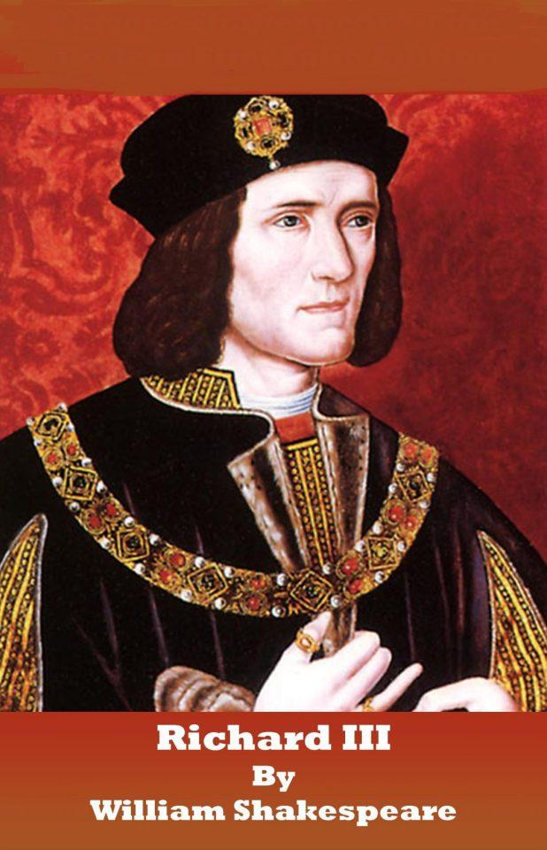 Richard-III-book Top 10 Best Shakespearean Plays