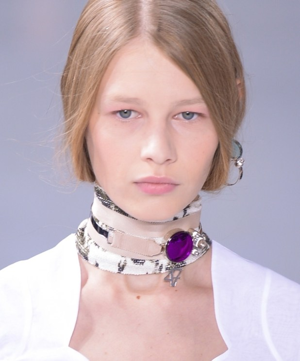 chokers The Hottest Jewelry Trends for Women in 2016