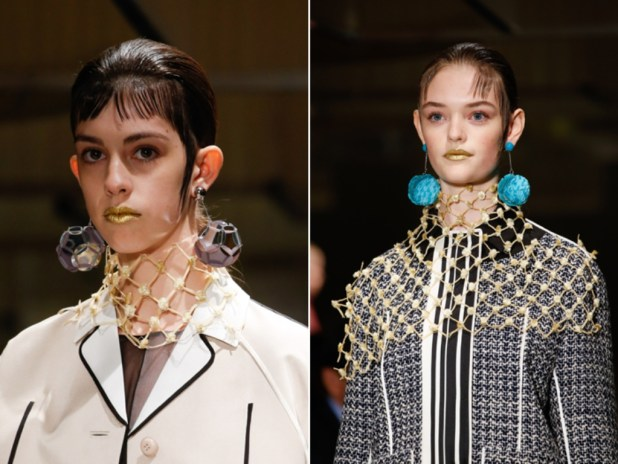 drop-single-hoop-and-statement-earrings-18 The Hottest Jewelry Trends for Women in 2016