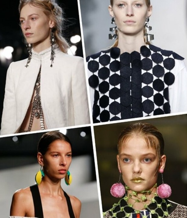 drop-single-hoop-and-statement-earrings-23 The Hottest Jewelry Trends for Women in 2016
