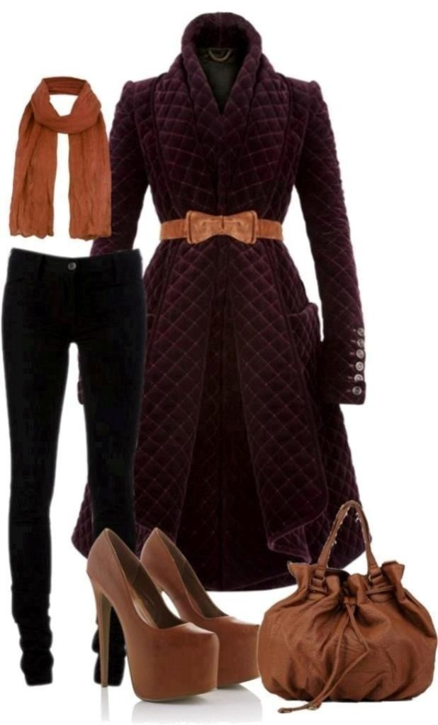 fall-and-winter-outfits-2016-2 79 Elegant Fall & Winter Outfit Ideas 2016