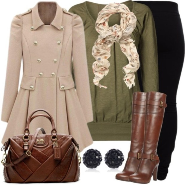 fall-and-winter-outfits-2016-21 79 Elegant Fall & Winter Outfit Ideas 2016