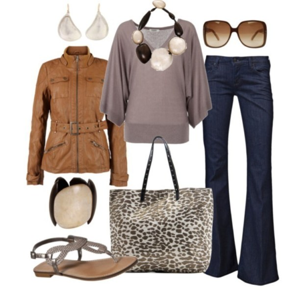 fall-and-winter-outfits-2016-40 79 Elegant Fall & Winter Outfit Ideas 2016