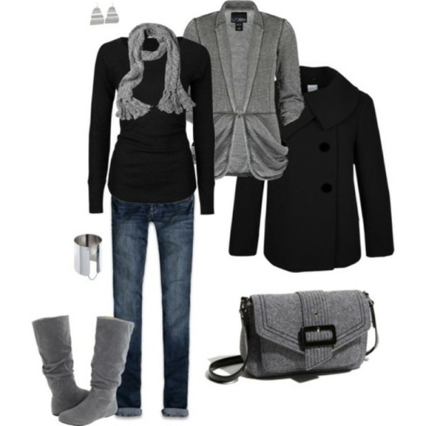 fall-and-winter-outfits-2016-66 79 Elegant Fall & Winter Outfit Ideas 2016