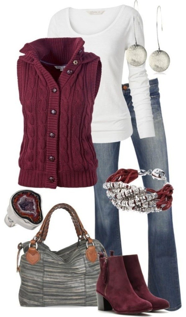fall-and-winter-outfits-2016-75 79 Elegant Fall & Winter Outfit Ideas 2016