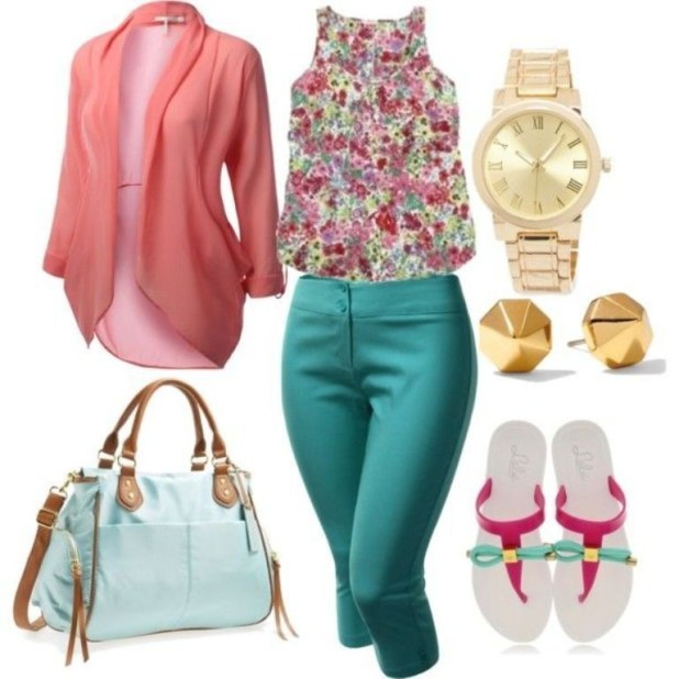 spring-and-summer-outfits-2016-31 81 Stylish Spring & Summer Outfit Ideas 2016