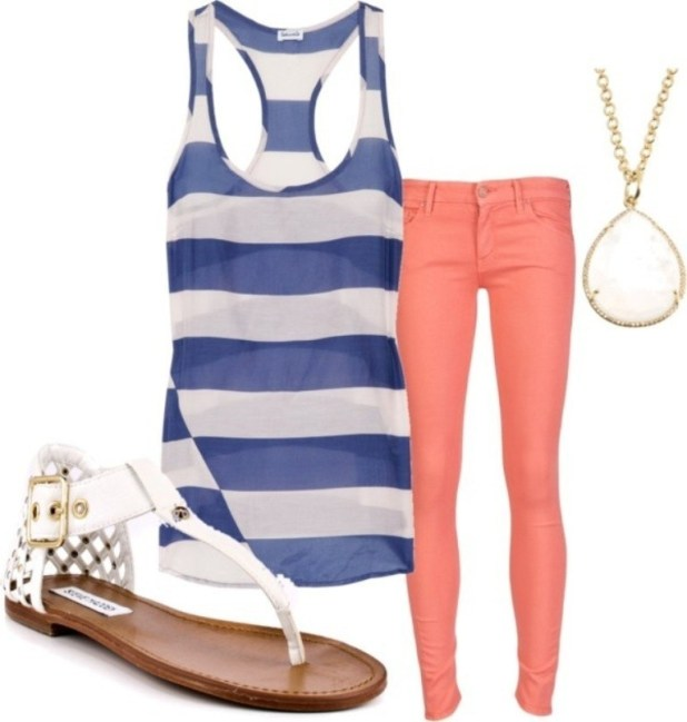spring-and-summer-outfits-2016-35 81 Stylish Spring & Summer Outfit Ideas 2016