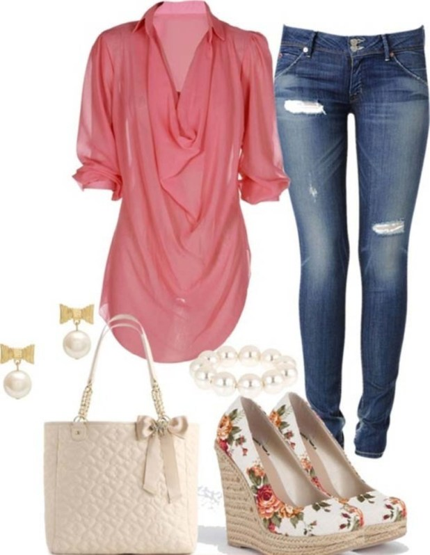 spring-and-summer-outfits-2016-43 81 Stylish Spring & Summer Outfit Ideas 2016