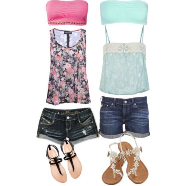spring-and-summer-outfits-2016-62 81 Stylish Spring & Summer Outfit Ideas 2016