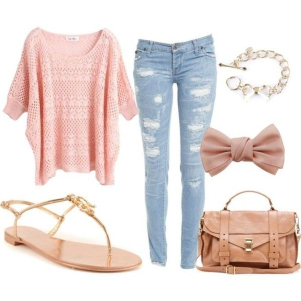 spring-and-summer-outfits-2016-8 81 Stylish Spring & Summer Outfit Ideas 2016