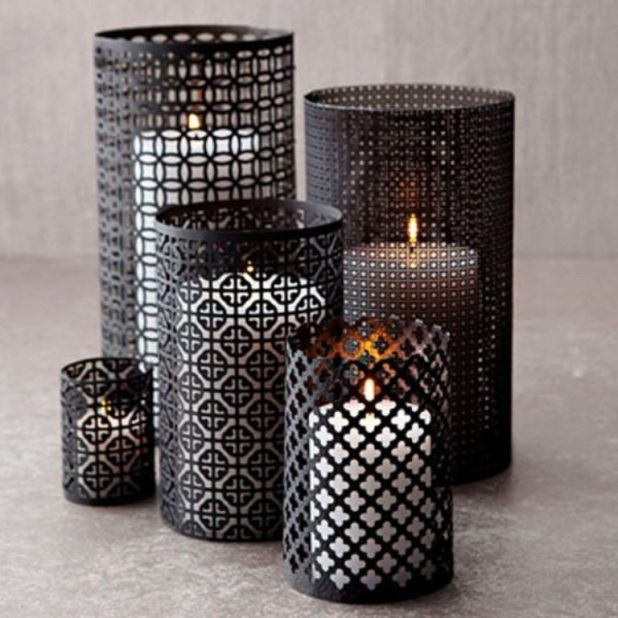 perforated-metal-sheet-ideas-44 63 Awesome Perforated Metal Sheet Ideas to Decorate Your Home