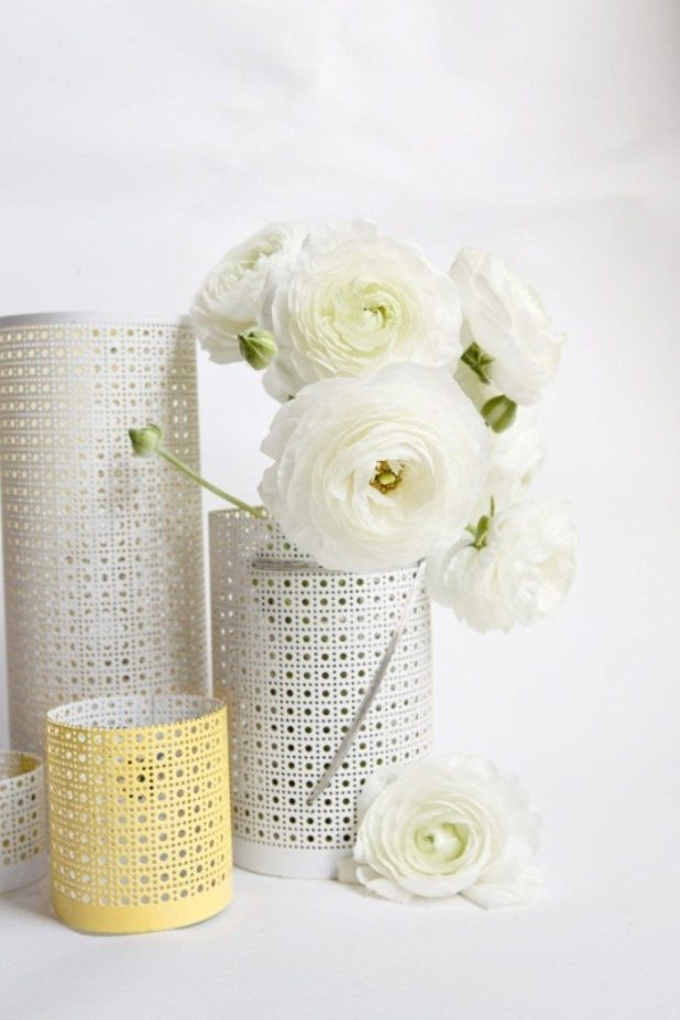 perforated-metal-sheet-ideas-49 63 Awesome Perforated Metal Sheet Ideas to Decorate Your Home