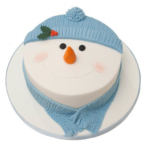 Christmas-Cake-Decoration-Ideas-2017-41 82 Mouthwatering Christmas Cake Decoration Ideas 2017