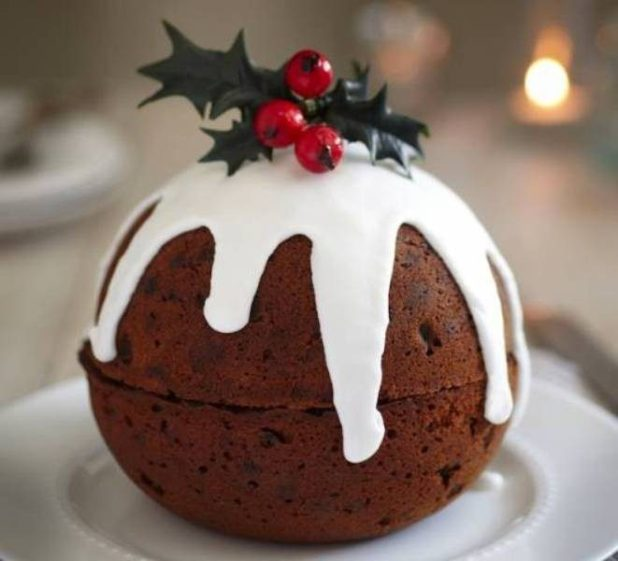 Christmas-Cake-Decoration-Ideas-2017-78 82 Mouthwatering Christmas Cake Decoration Ideas 2017