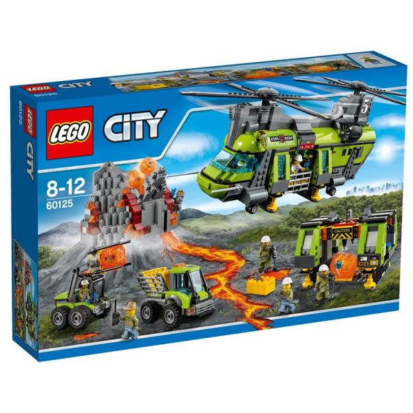 LEGO-City-Volcano 20 Must Have Christmas Toys for Children 2017