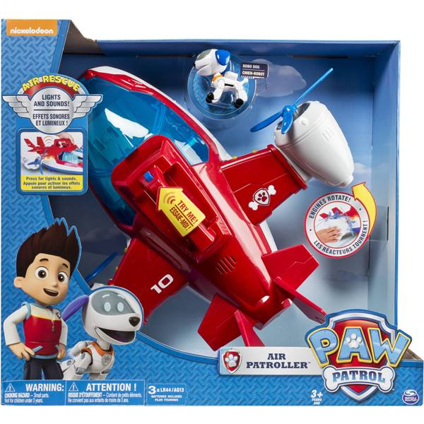 Paw-Patrol-Air-Patroller 20 Must Have Christmas Toys for Children 2017