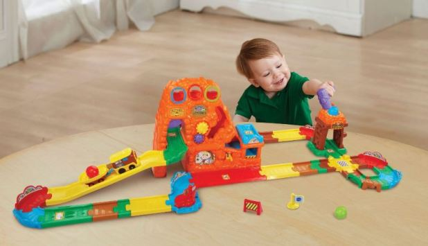 VTech-Toot-Toot-Drivers-Goldmine-Train-Set-1 20 Must Have Christmas Toys for Children 2017