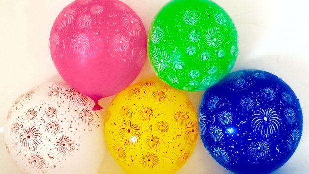 Balloon-Fireworks3 4 Ideas To Celebrate Memorial Day