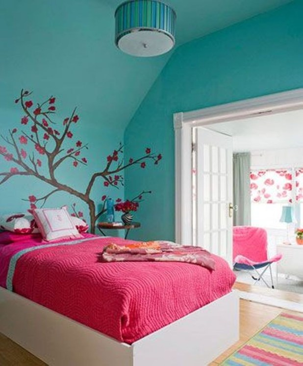 stylish-paint-colors-for-bedrooms-for-teenagers-ideas-pink-colors-for-bedroom-pink-colors-for-bedroom 5 Stylish Bedroom Designs For Your Comfort