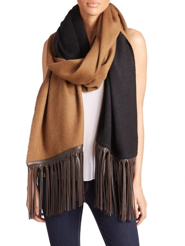 Cashmere-Scarf4 22 Scarf Trend Forecast for Fall & Winter 2017