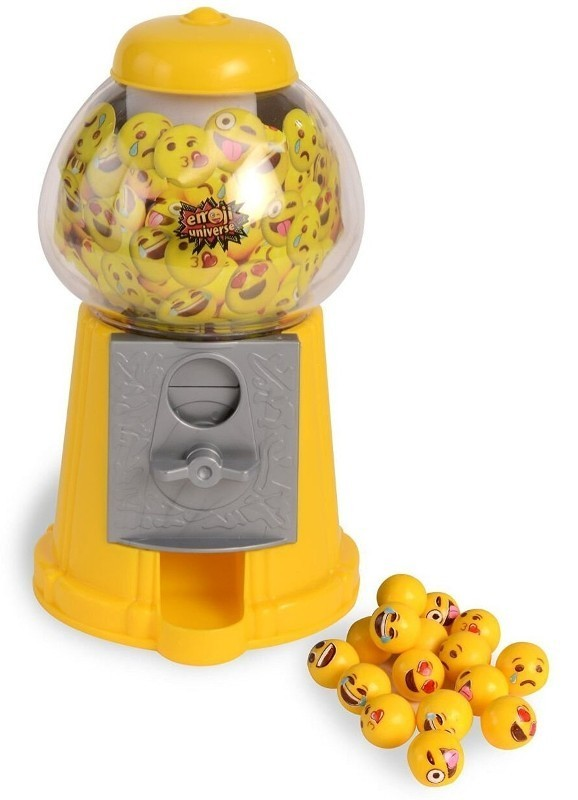Emoji-Gumball-Machine-for-Kids 50 Affordable Gifts for Star Wars & Emoji Lovers