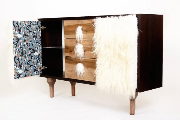 Furry-furniture2-675x449 20+ Hottest Home Decor Trends for 2017