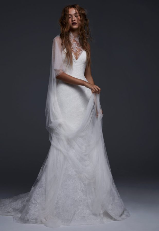 Vera-Wangs-Favianna 2017 Wedding dresses Trends for a Gorgeous-looking Bride