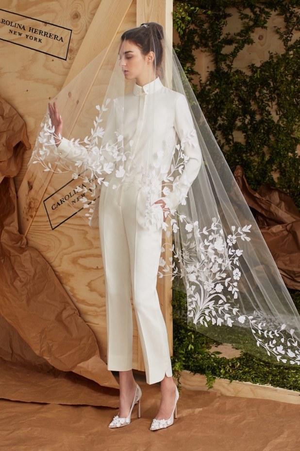 carolina-herrera-bridal-spring-2017-1-675x1013 2017 Wedding dresses Trends for a Gorgeous-looking Bride