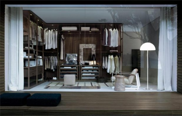 classic-glassy-wardrobe3-675x430 6 Brilliant Designs of Bedroom Wardrobes