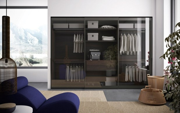 classic-glassy-wardrobe6-675x426 6 Brilliant Designs of Bedroom Wardrobes