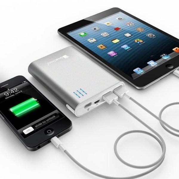 external-portable-battery-charger-1 39 Most Stunning Christmas Gifts for Teens 2017