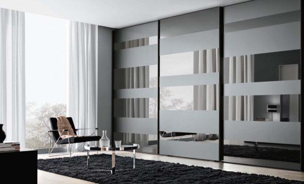 sliding-door-wardrobe6-675x410 6 Brilliant Designs of Bedroom Wardrobes