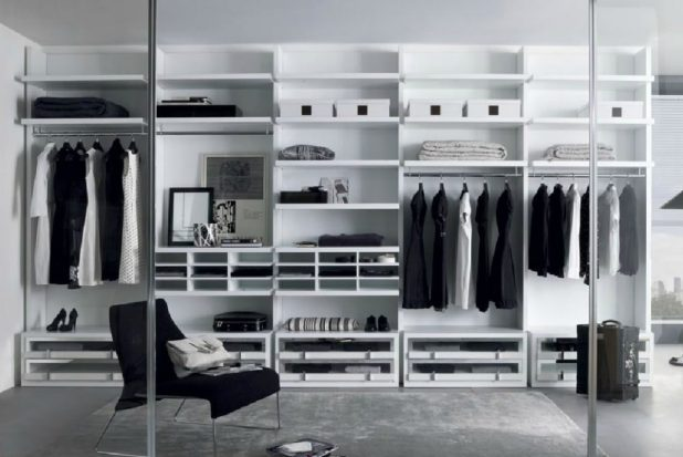 transparent-glass-wardrobe5-675x451 6 Brilliant Designs of Bedroom Wardrobes