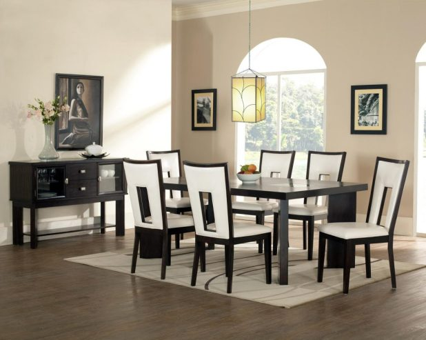 Contemporary-Dining-Rooms6 +15 Best Luxurious and Modern Dining Room Design for 2017
