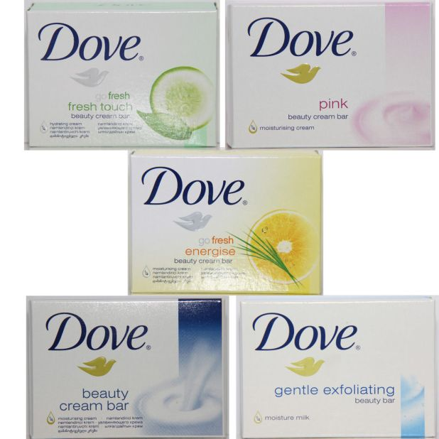 Dove's-Soap-Bar2 6 Best-Selling Beauty Products For Women