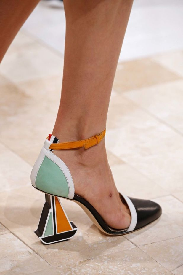Funky-heels4 Summer/Spring Shoe Trends that Every Woman Dreams of in 2017