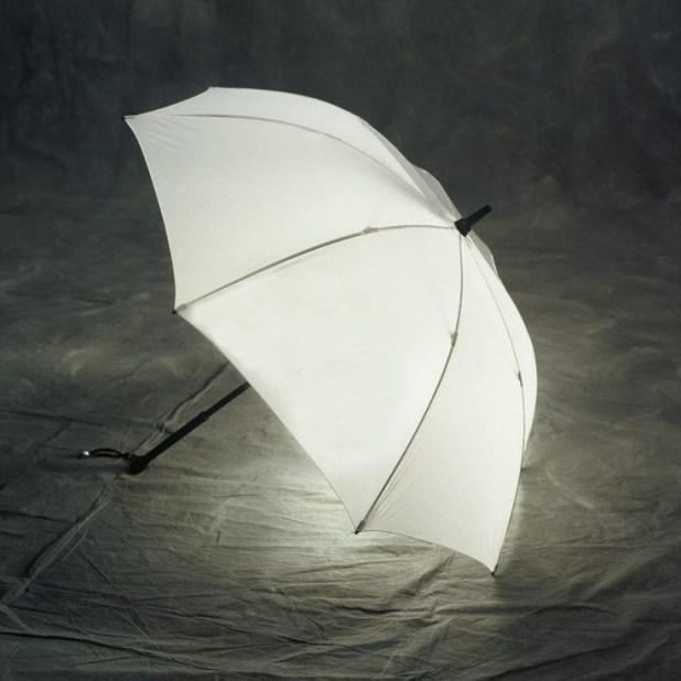 Illuminating-Umbrella1 15 Unusual Designs For Umbrellas
