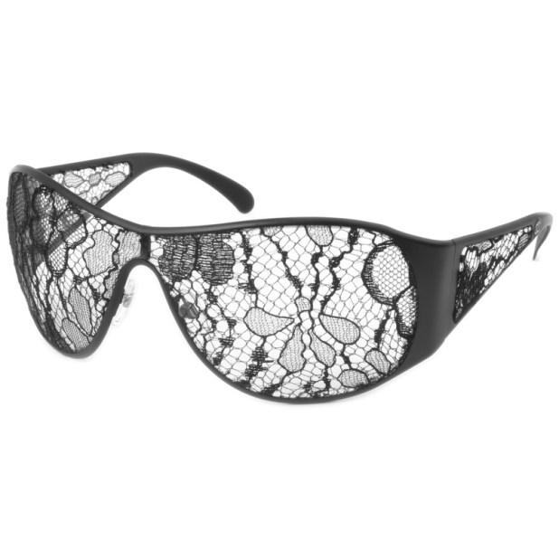 Lace-Sunglasses2 12 Most Unusual Sunglasses Ever