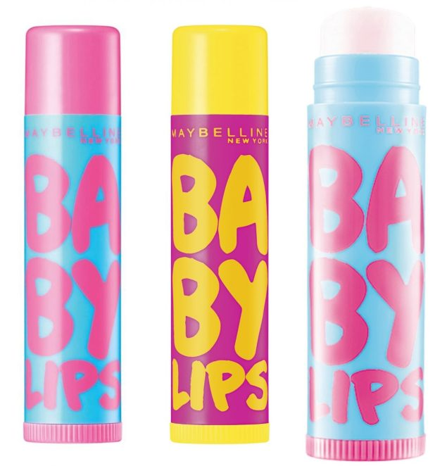 Maybelline-Baby-Lips2 6 Best-Selling Beauty Products For Women