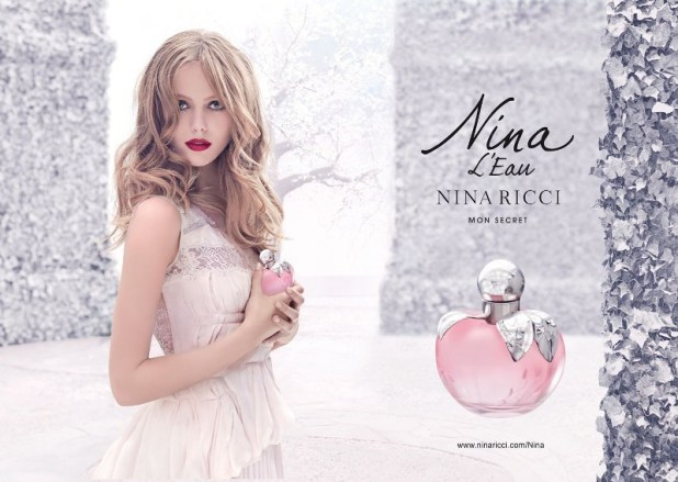Nina-LEau-by-Nina-Ricci-for-women Top 54 Best Perfumes for Spring & Summer 2017